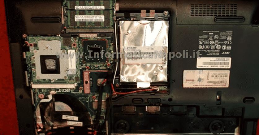 Acer 6920g Scheda video MXM