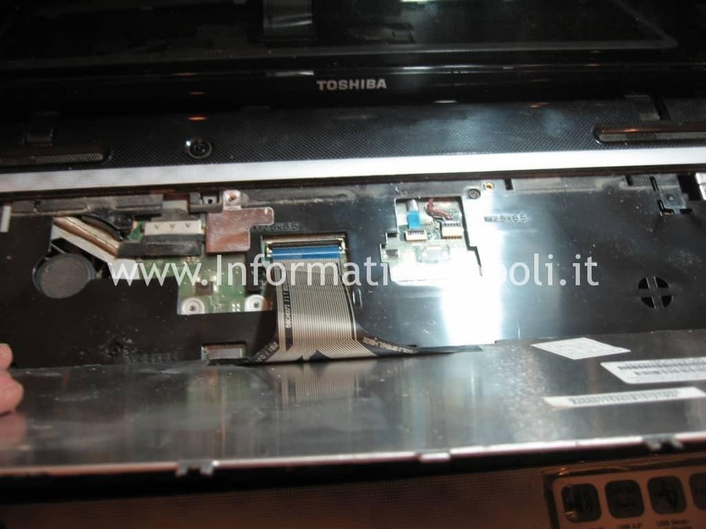 riparazione Toshiba Satellite L700 L755 PSK2YE 12N