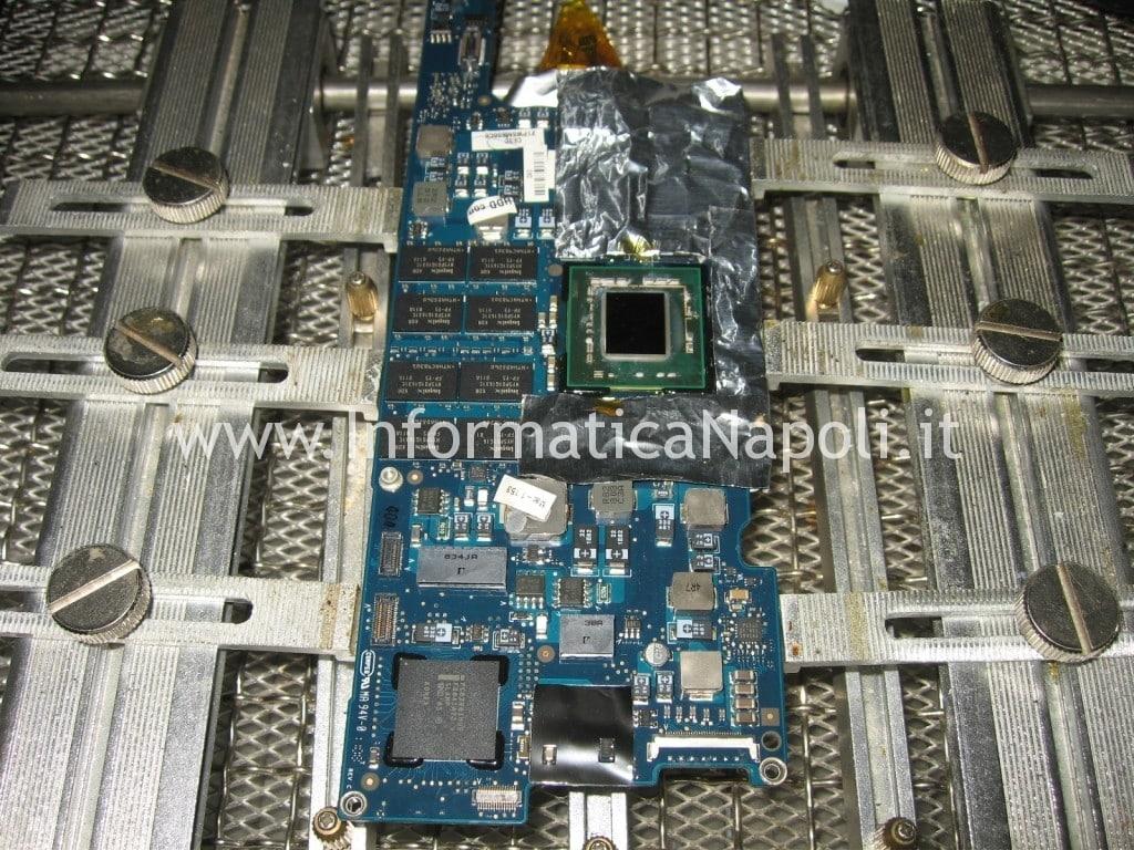 problema macbook air A1237 A1304 north bridge LE82GS965 napoli