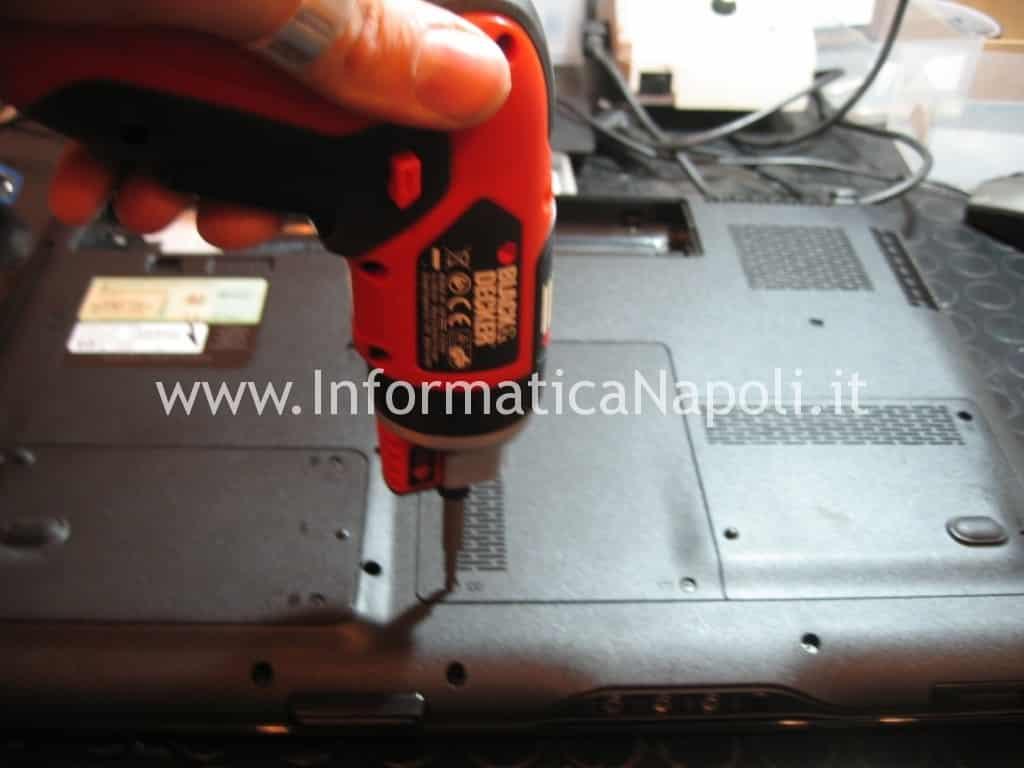 hp pavilion DV9000 DV9500 DV9695el problemi video