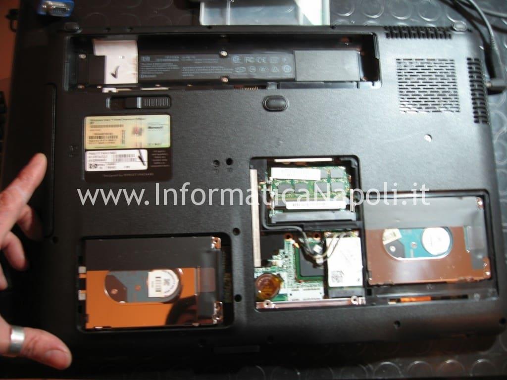 riparazione DV9000 DV9500 DV9695el