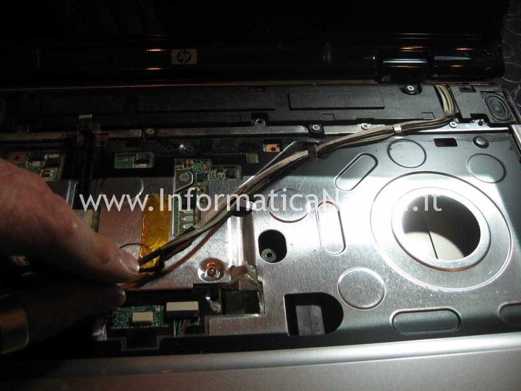 problema scheda madre DV9000 DV9500 DV9695el