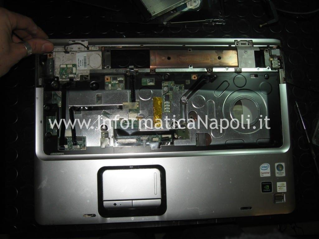 risolvere problema hp DV9000 DV9500 DV9695el