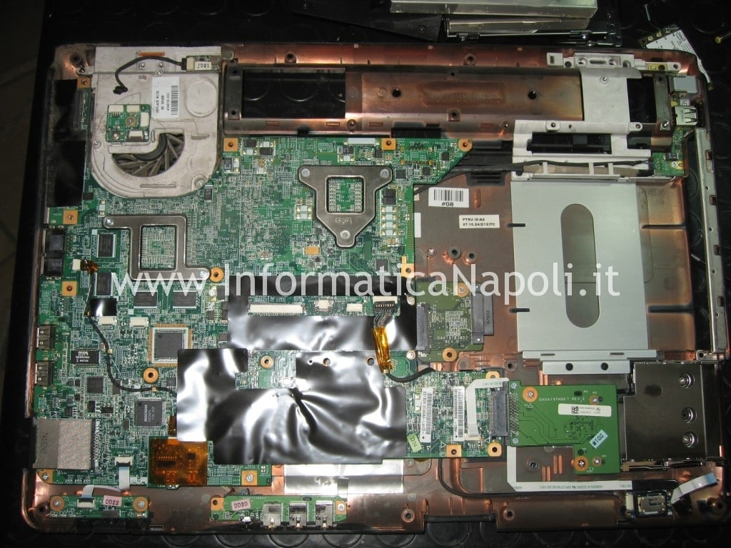 mainboard scheda madre hp pavilion DV9000 DV9500 DV9695el