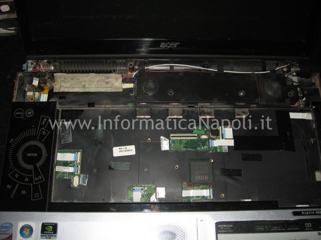 riparazione scheda video acer 6935
