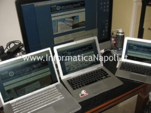 Liquido nel MacBook pro