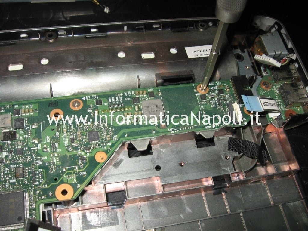 display hp pavilion dv3 problema avvio