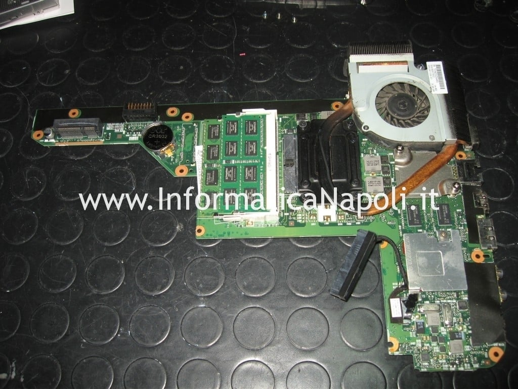 surriscaldamento hp pavilion dv3 termal shutdown occurred