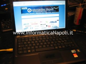 hp pavilion dv3 termal shutdown occurred riparato