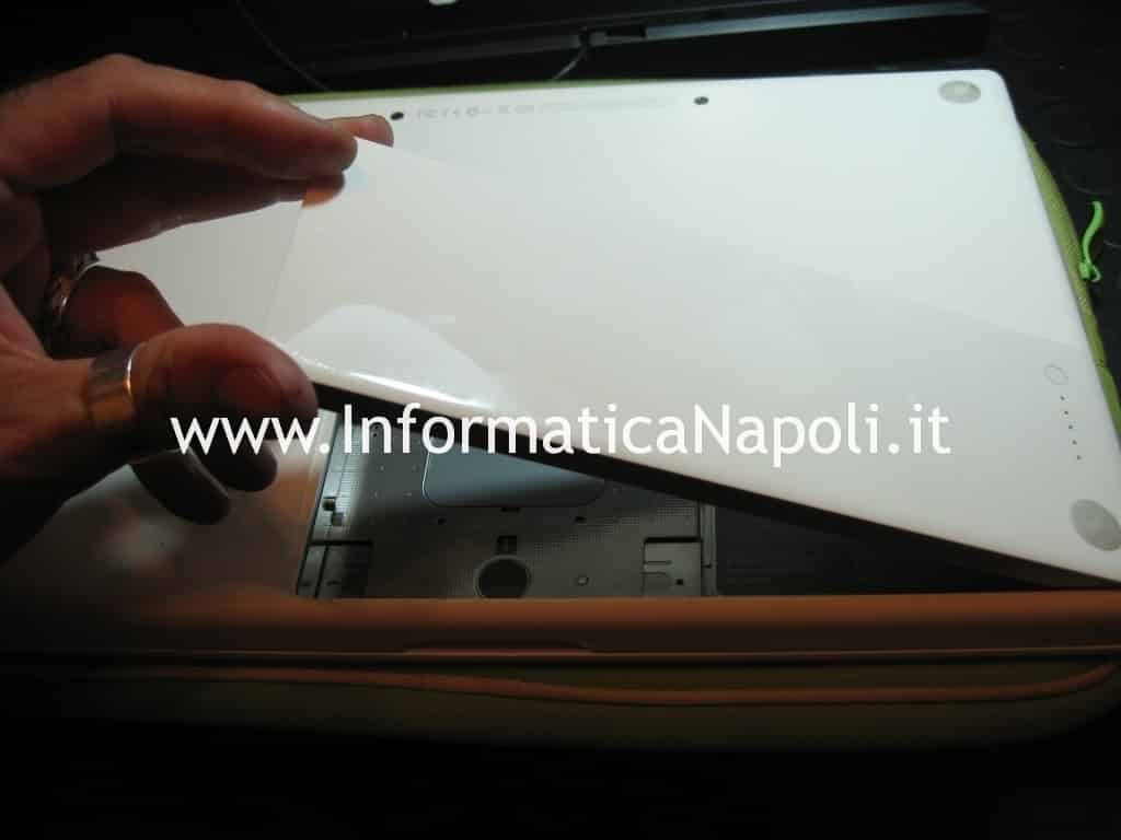 problemi macbook 13 a1181 a1185