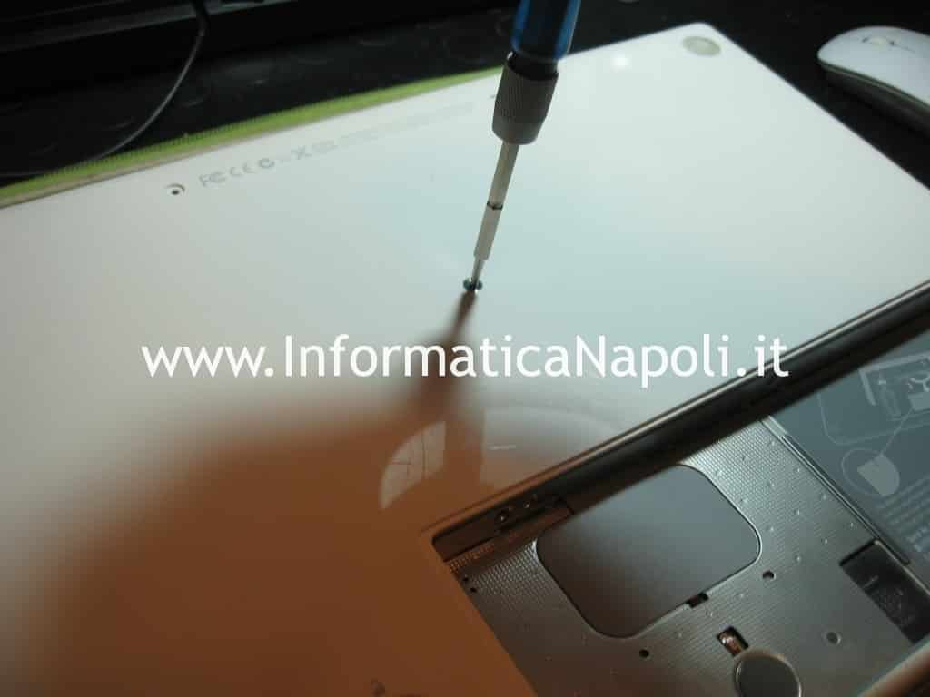 problemi video macbook 13 a1181 a1185