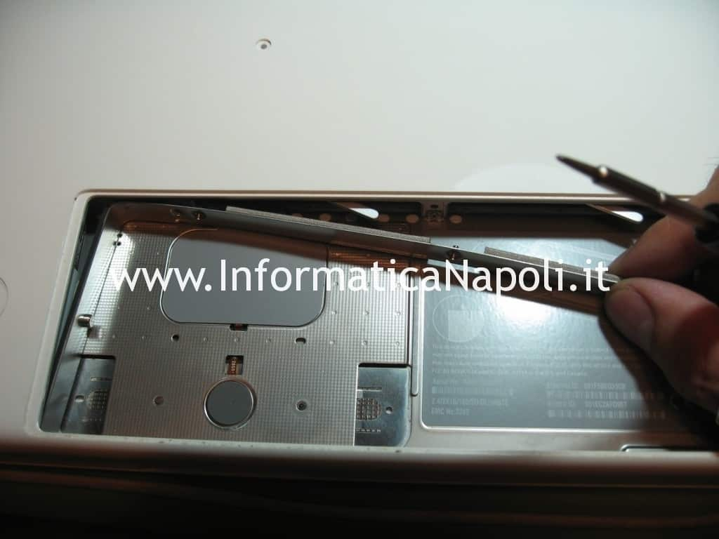 ripristino apple macbook 13 a1181 a1185