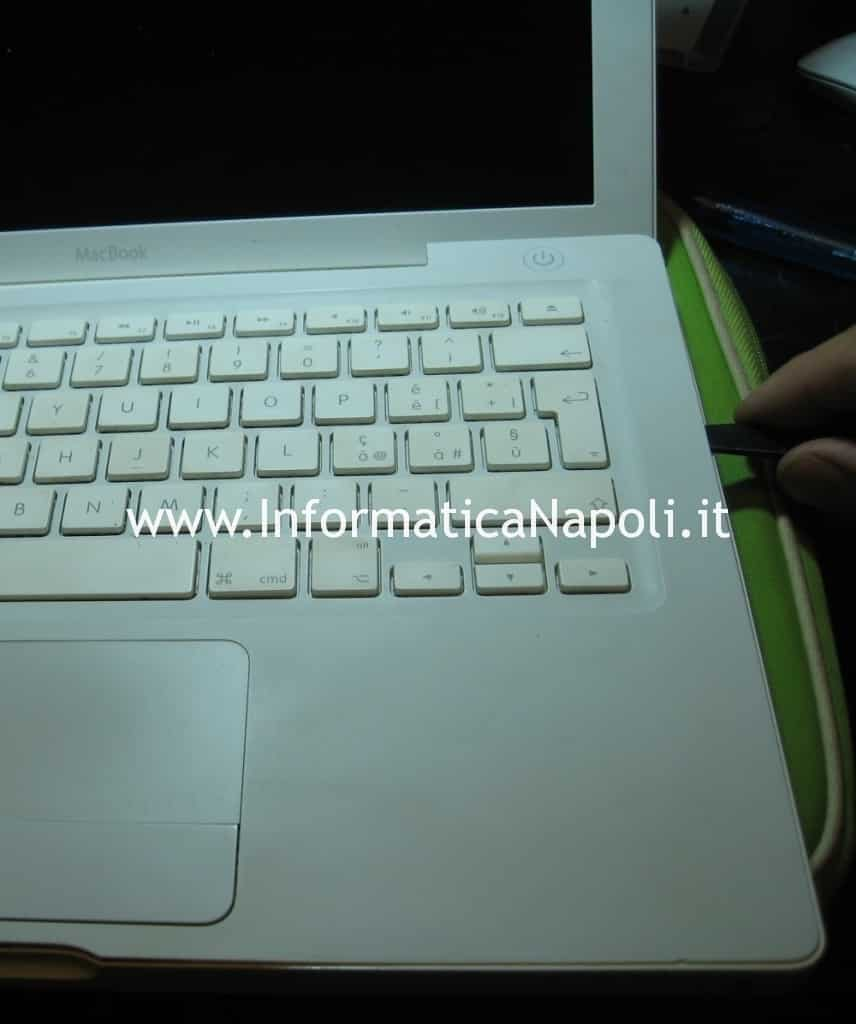 apertura apple macbook 13 a1181 a1185