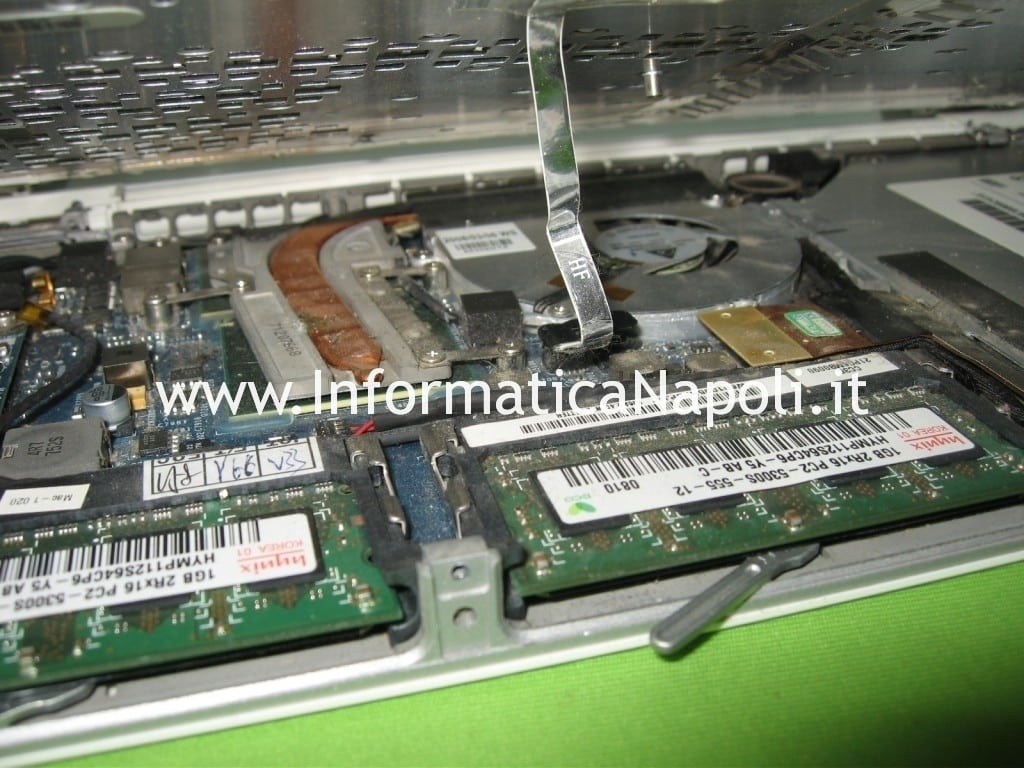 flat tastiera macbook 13 a1181 a1185