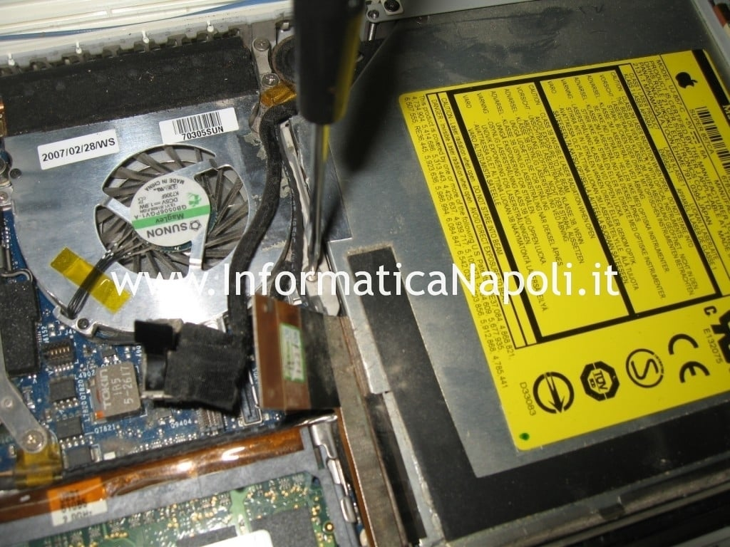 dvd combo macbook 13 a1181 a1185