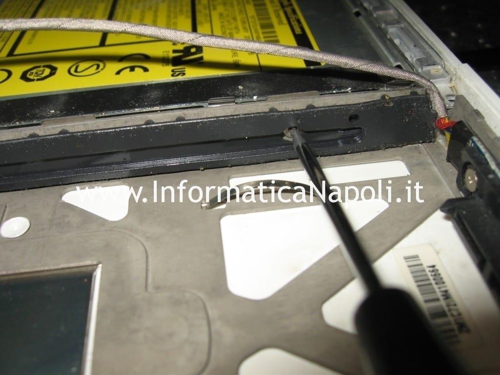 masterizzatore macbook 13 a1181 a1185