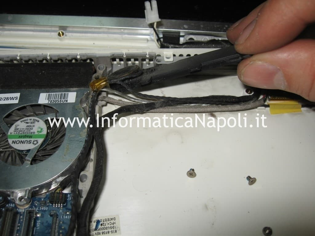 cavi flat macbook 13 a1181 a1185