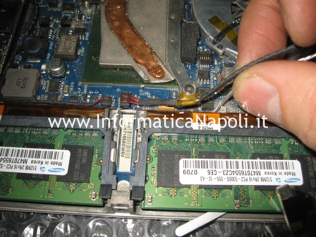 cavo logicboard macbook 13 a1181 a1185