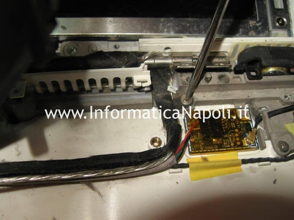 display spaccato macbook 13 a1181 a1185