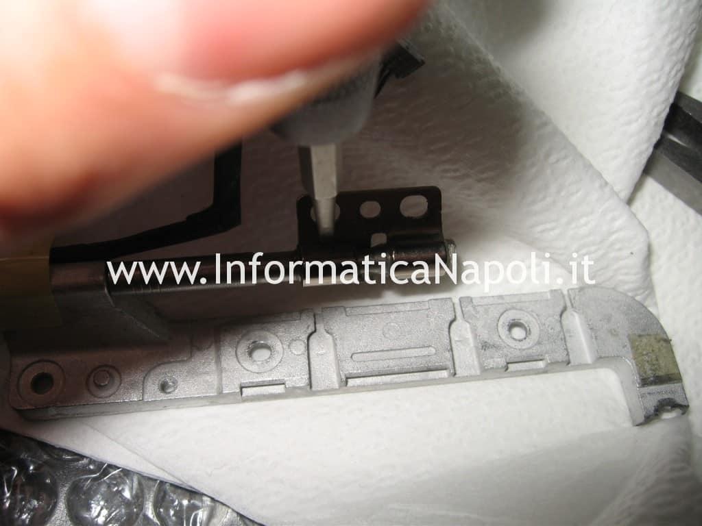 lubrificare cerniere macbook 13 a1181 a1185