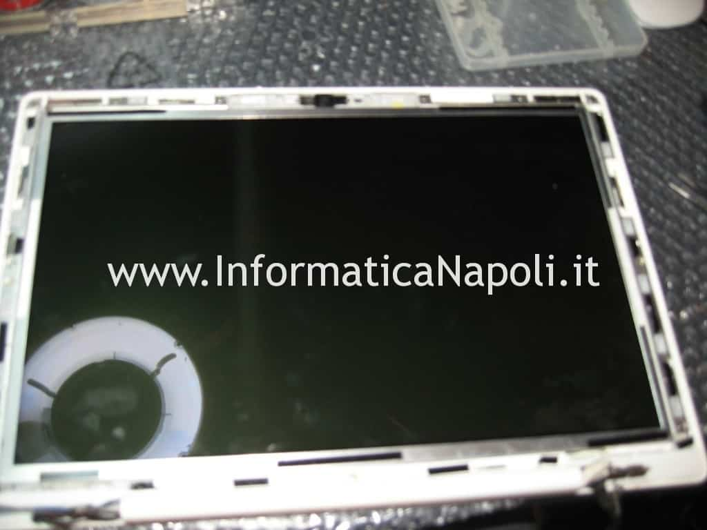 display macbook 13 a1181 a1185 riparato funzionante