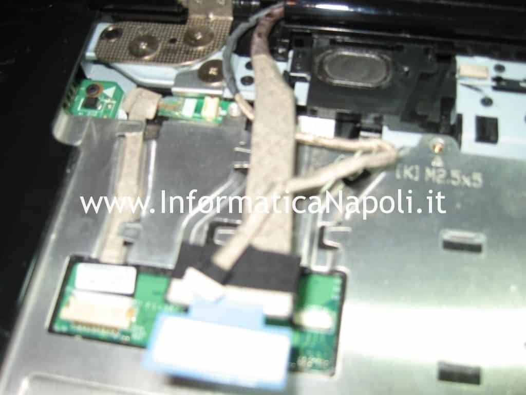 riparazione dell inspiron 1545 PP41L