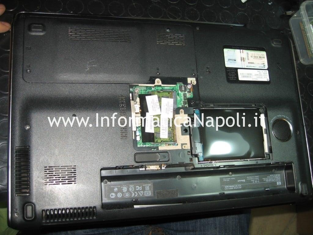 problema hp pavilion DV7 DV7-3004el