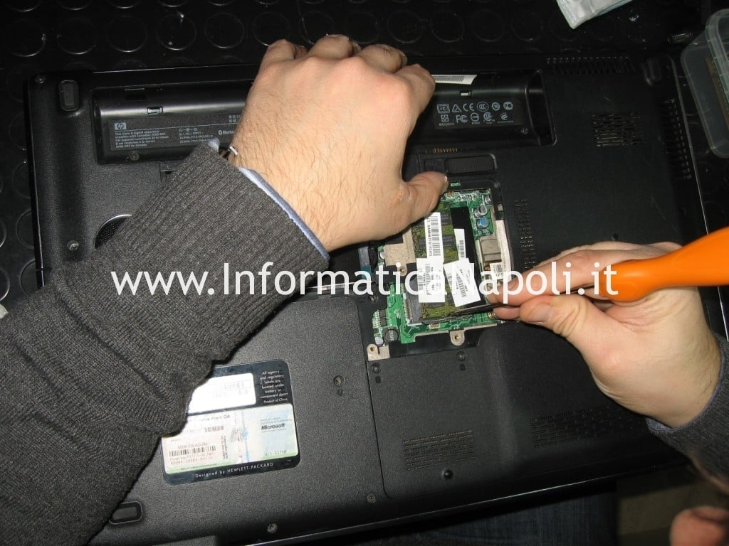 problemi video hp pavilion DV7 DV7-3004el