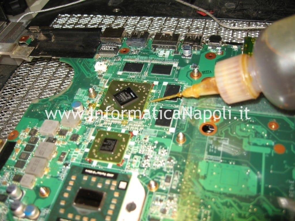 rework chiset bga hp pavilion DV7 DV7-3004