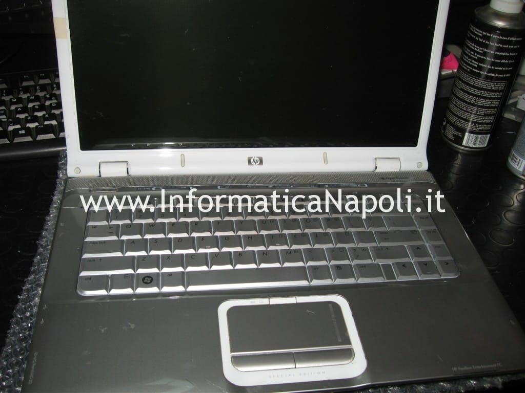 problemi HP Pavilion DV6000 limited edition