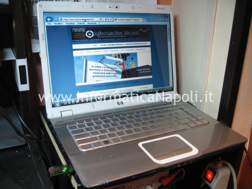 hp Pavilion DV6000 DV6299 limited edition funzionante