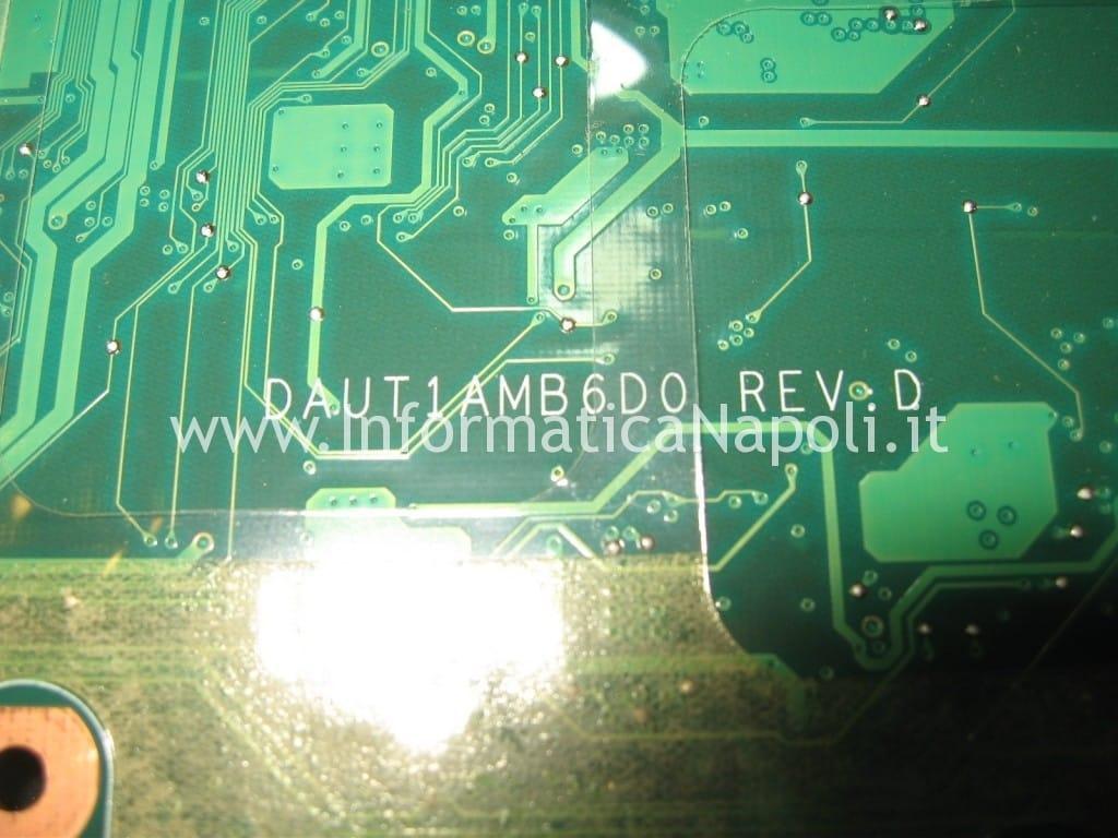 hp DV7 scheda madre DAUT1AMB6D0