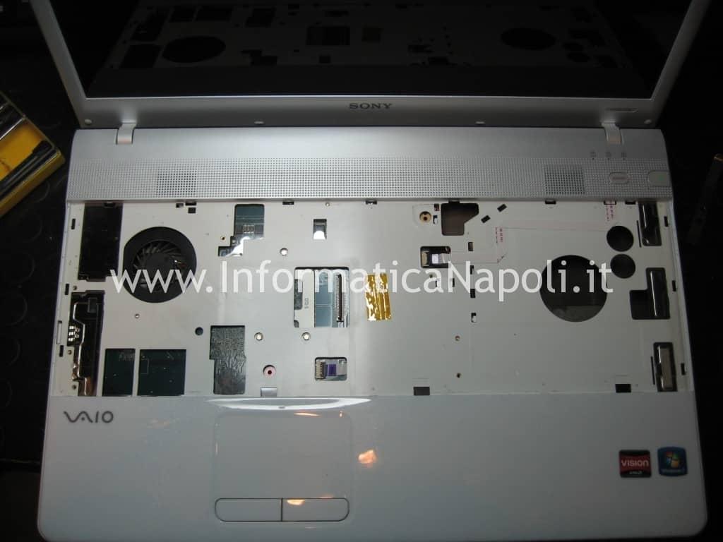 problemi video nero SONY VPCEF4E1E PCG-71511M