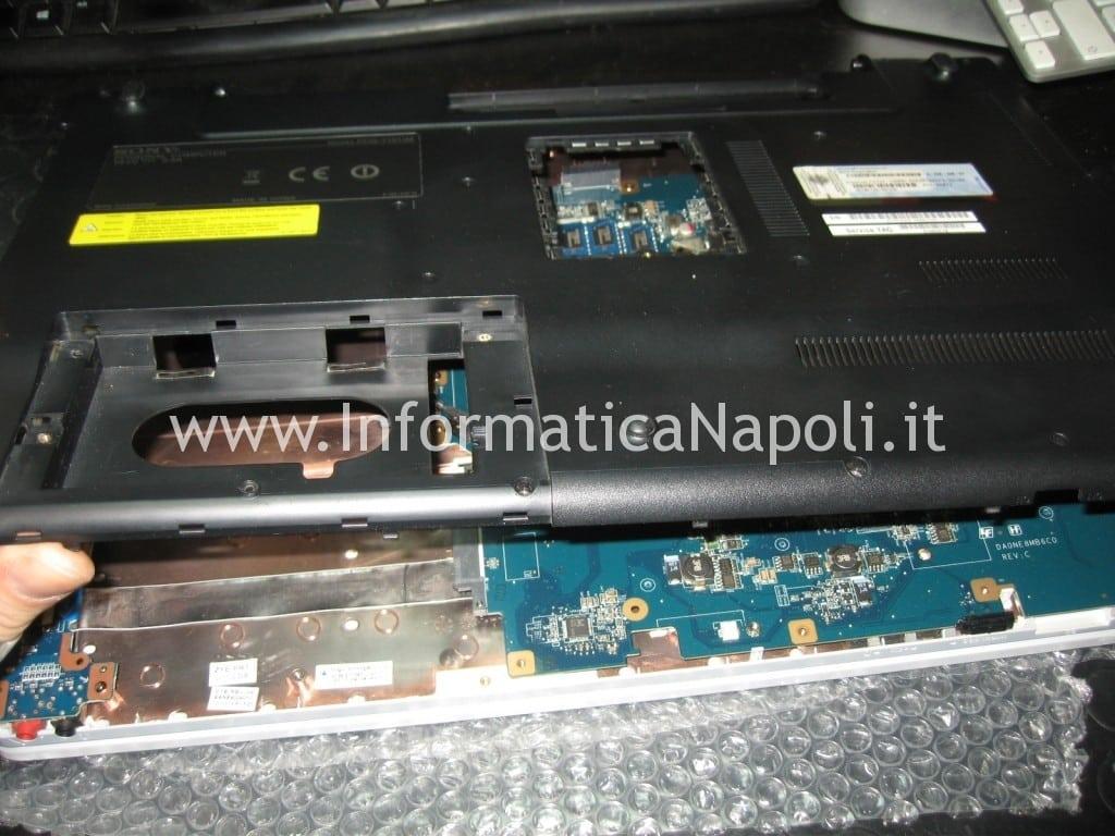SONY VPCEF4E1E PCG-71511M schermo nero