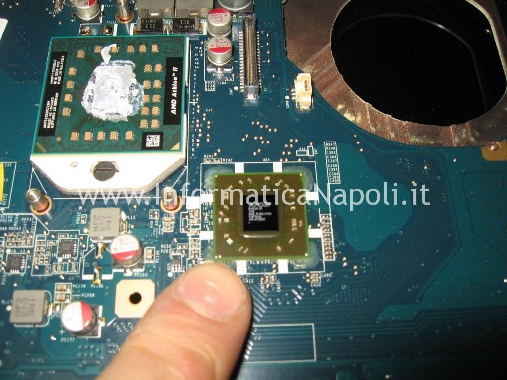 chip video ati radeon SONY VPCEF4E1E PCG-71511M