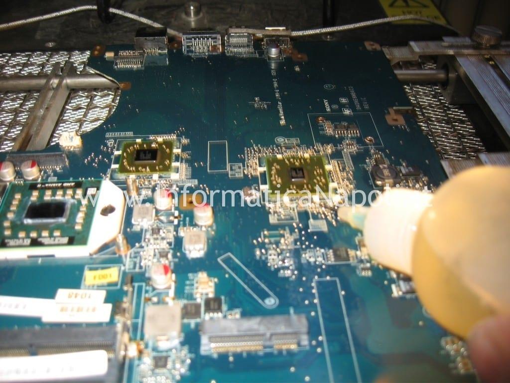 SONY VPCEF4E1E PCG-71511M si spegne da solo