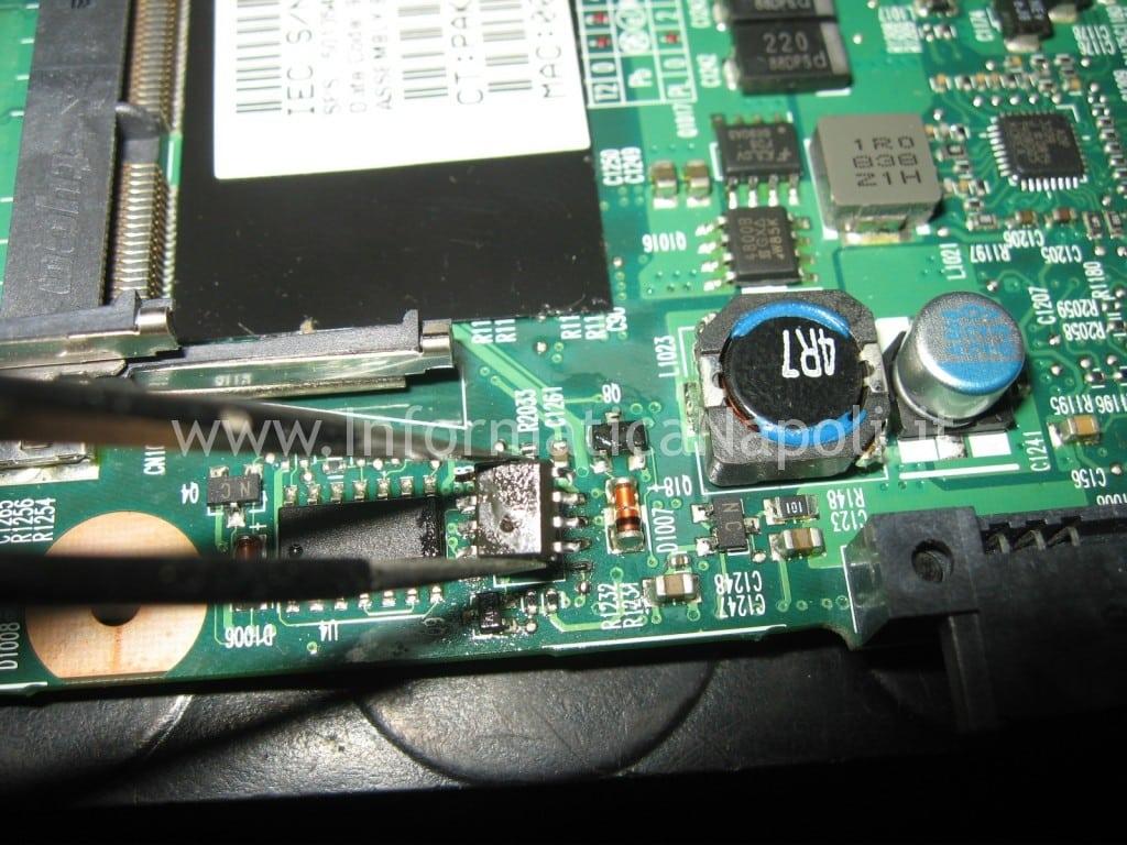 riparazione HP 6730s