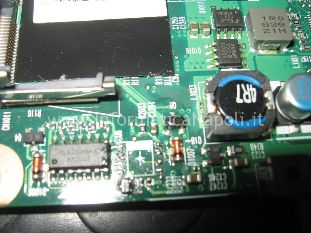 come riparare HP 6730s