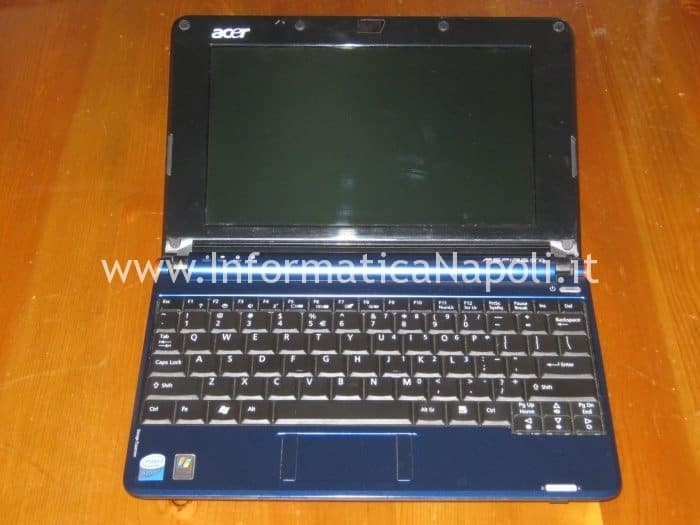 acer aspire one zg5 manual