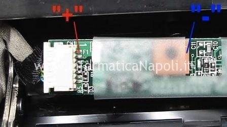Testare inverter lcd ccfl