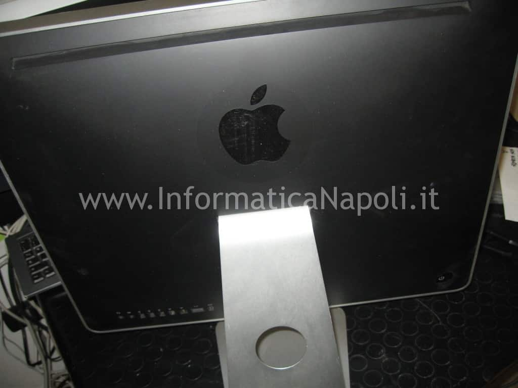 problemi video apple imac a1224 20""