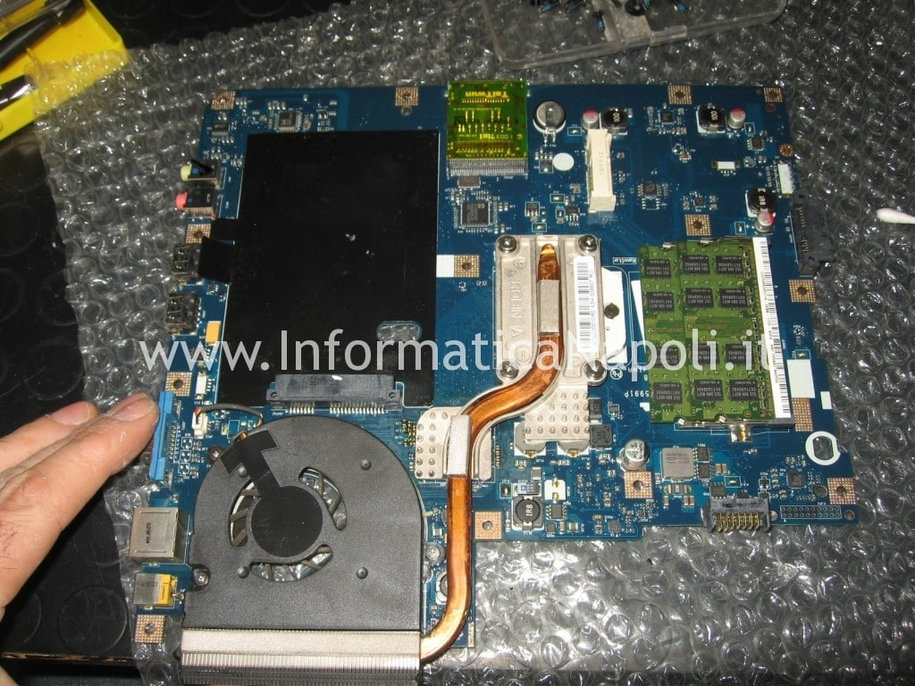 come accendere Acer Aspire 5541 kawg0