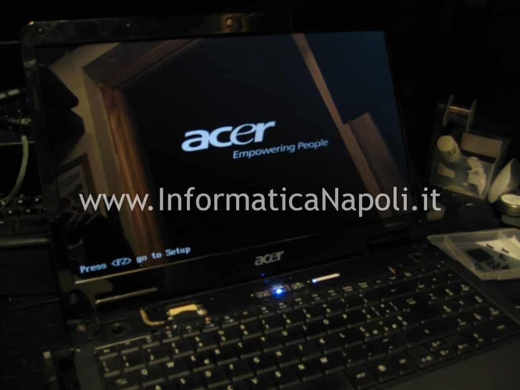 Acer Aspire 5541 kawg0 acceso riparato