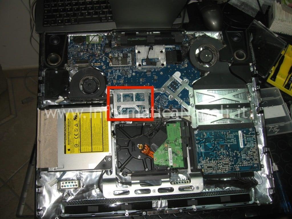 scheda video Apple A1224