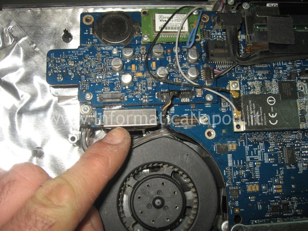 """scheda logica da riparare a1224 display 20"""""""