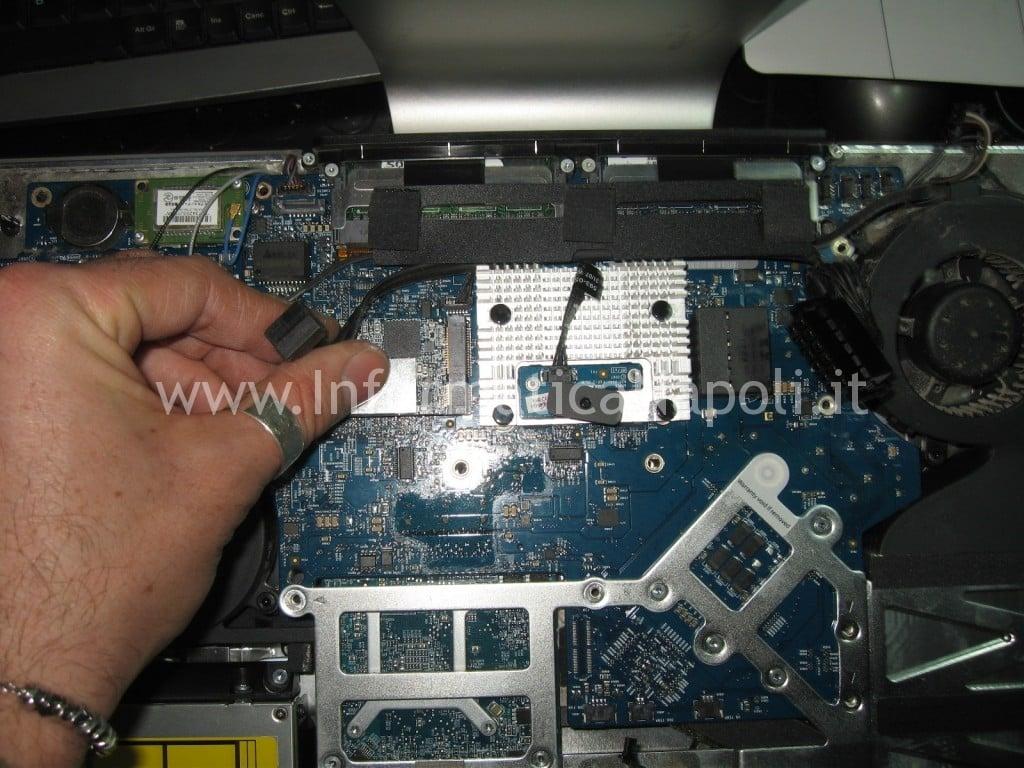 """come riparare scheda logica non funzionante a1224 display 20"""""""