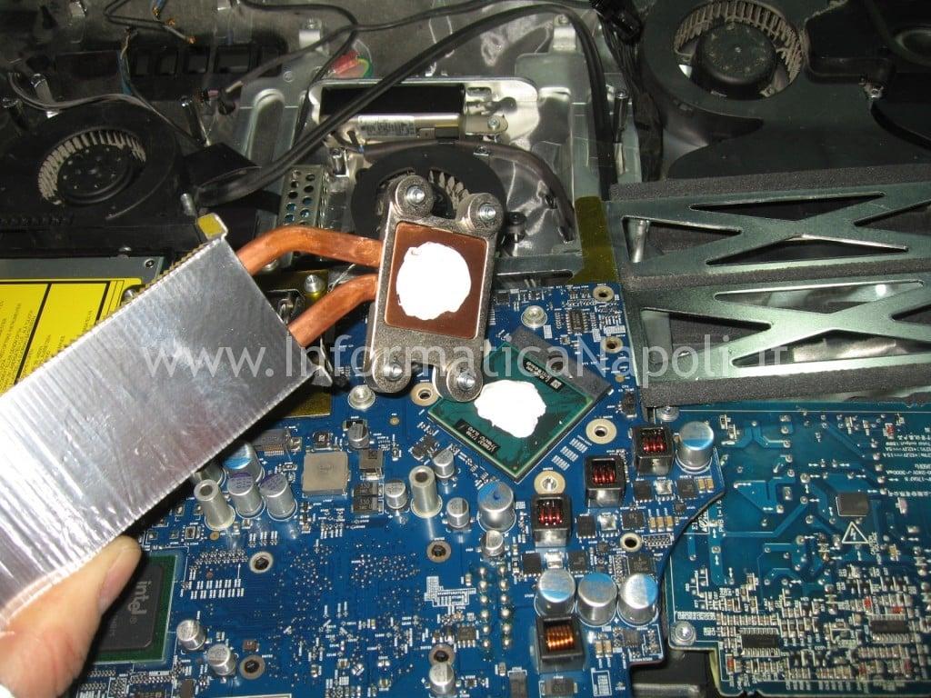 "pasta termoconduttiva iMac a1225 24"""