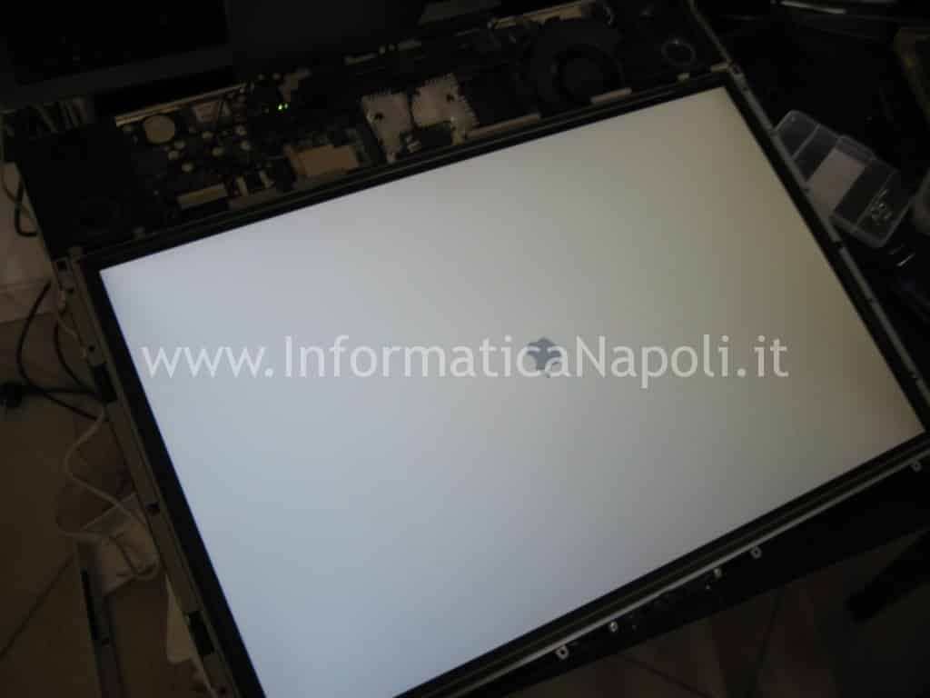 apple imac a1225 schermo 24 pollici riparato funzionante