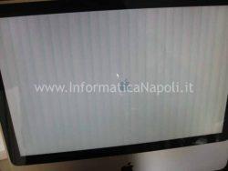 "schermo artefizi o righe verticali apple iMac A1224 20"""