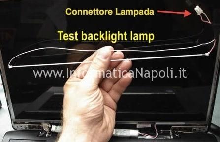 test backlight lcd lamp inverter display